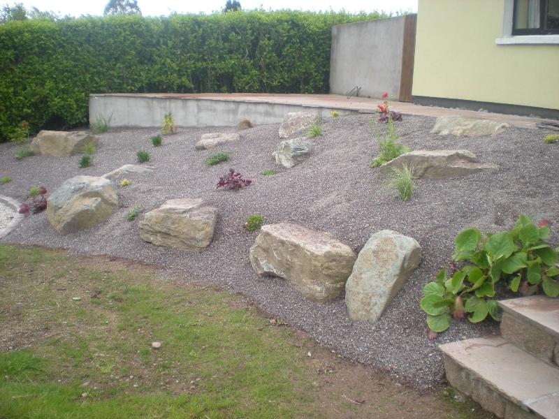 Soft landscaping sullivan landscape construction ltd for Hard landscaping